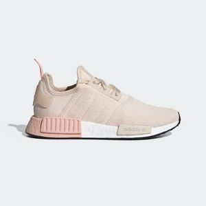 Women Pink Adidas Nmd R1 on Poshmark